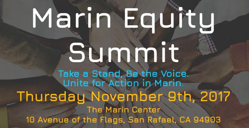 Marin Equity Summit 2017