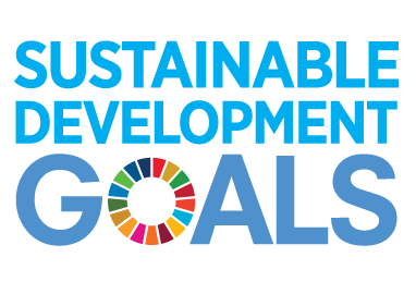 UN Sustainable Development Goals Vertical Logo